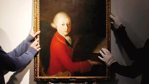 Mozart'ın çocukluğu 25 milyon liraya satıldı