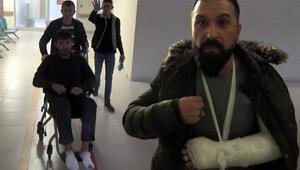 Yunanistan, kaçakları botlarla Türkiyeye geri itti: 5 Yunan polisi beni 2 saat dövüp, kolumu kırdı
