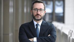İletişim Başkanı Fahrettin Altundan Macrona yanıt