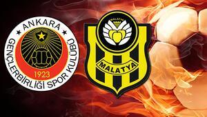 Gençlerbirliği BtcTurk Yeni Malatyaspor maçı saat kaçta ve hangi kanalda