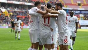 Sivassporun hücum oyuncuları 15 takıma bedel