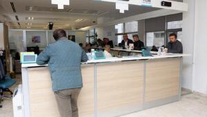 Nilüferdeki Mali Hizmetler Müdürlüğü vezneleri, hafta sonunda da hizmet verecek