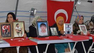 HDP önündeki eylemde 88inci gün
