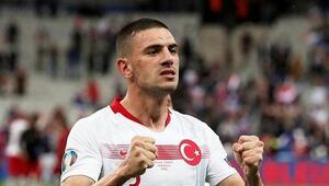 Merih Demiral EURO 2020 Elemeleri en iyi 11inde