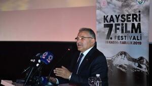 Başkan Büyükkılıç, Kayseri Film Festivalinde
