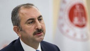 Son dakika: Adalet Bakanı Gül: O eve yazılan yazı hepimizin evine yazılan yazıdır