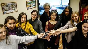 Rus gençler dizilerle Türkiyeyi tanıyor