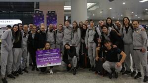 Eczacıbaşı VitrA, Dünya Kulüpler Şampiyonası için Çinde