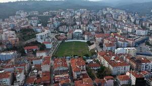 Mudanyada park sorunu çözülüyor