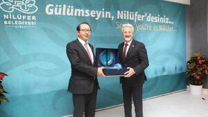 Türk-Japon ilişkileri Nilüfer'de ele alındı