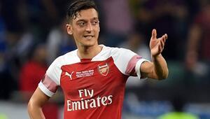 Premier Ligde maaş krizi Mesut Özilin menajerinden sert sözler