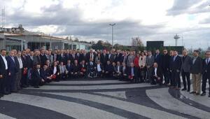 Başkan Eroğlu, Tokatlı iş adamlarıyla buluştu