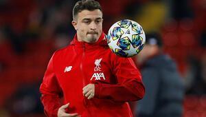 Liverpooldan Galatasaraya Shaqiri cevabı