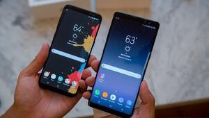 Samsung Galaxy Note 8 ve Galaxy 8 kullanıcıları için kötü haber
