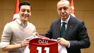 Almanyadan Mesut Özil ve İlkay Gündoğan itirafı