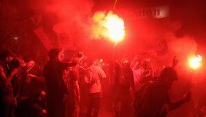Şilide protestolar nedeniyle futbola ara verildi