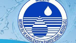 Erdemlide su kesintisi uyarısı