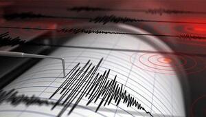 Deprem mi oldu İşte ülkemizde meydana gelen son depremler
