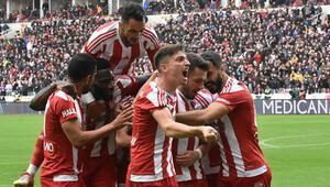 Sivasspor 2-0 Kasımpaşa (Maç Özeti)