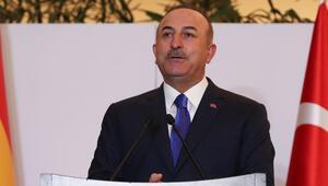 Bakan Çavuşoğlu: İlk defa Türkiyede...
