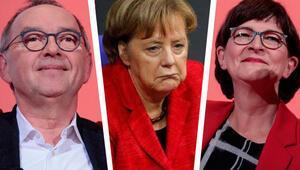 Merkelin sonu göründü