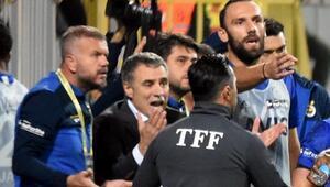 Ersun Yanal: Adalet yoksa futbol da yok