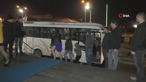"""Kars'ta """"Son Durak Fuhuş Operasyonu-1"""": 41 gözaltı"""