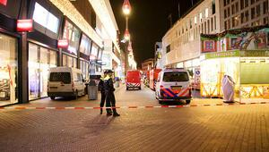 Hollanda'daki bıçaklı saldırıyla ilgili gözaltı