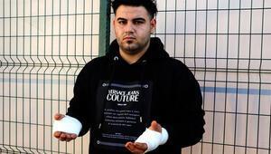 Türkiye'ye gönderildi, yaşadığı dehşeti anlattı: Ellerimi bıçakla kestiler…