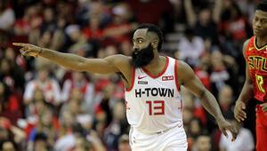 NBA Maç Sonuçları | James Harden coştu, 60 attı