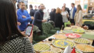 Türkiye'de ilham yolculuğuna çıktılar Gaziantep lezzetlerine hayran kaldılar