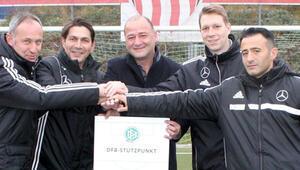 Hedef Almanya ve Türkiye milli takımlarına oyuncu yetiştirmek
