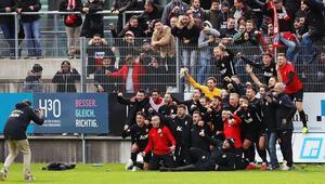 SV Türkgücü Münih tarih yazıyor