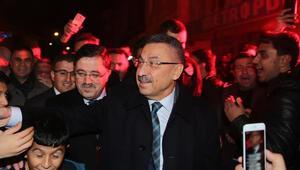 Cumhurbaşkanı Yardımcısı Oktay: Tüm Türkiyeye sesleniyorum, arazi tahsis ederiz