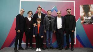 'Naim: Cep Herkülü' ekibi Ankara'da buluştu