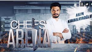 Chefs Arena Akın Kırıkkayaoğlu kimdir