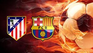 Canlı izleme şansı: Atletico Madrid Barcelona maçı ne zaman saat kaçta hangi kanalda