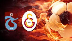 Trabzonspor Galatasaray maçı saat kaçta İlk 11de kim var
