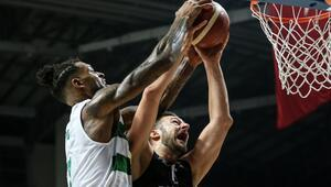 Gaziantep Basketbol Bursa deplasmanından galibiyetle döndü