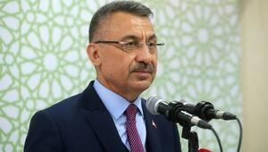 Cumhurbaşkanı Yardımcısı Oktay, Hayaller Gerçekleşiyor toplantısına katıldı