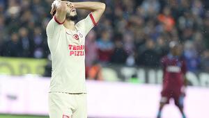 Galatasaray taraftarlarından Younes Belhanda tepkisi