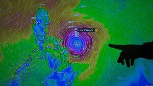 Filipinlerde Kammuri Tayfunu nedeniyle 43 bin kişi tahliye edildi