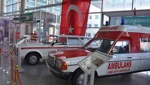 Türkiyenin ilk sağlık müzesi, ziyaretçilerini yüzlerce yıl öncesine götürüyor