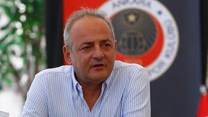 Gençlerbirliği Başkanı Cavcav: Takımımız, oyununu her hafta geliştiriyor