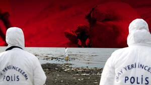 Van Gölünde esrarengiz olay İnsan kemikleri bulundu