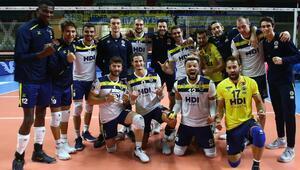 Fenerbahçe HDI Sigorta Erkek Voleybol Takımına sponsor
