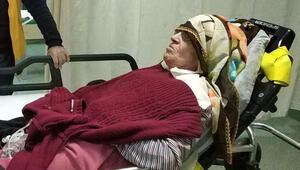 Koca dehşeti 20 yıllık eşini önce dövdü sonra da...