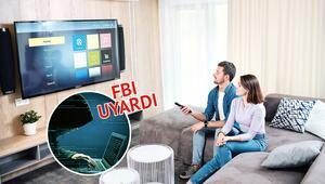Akıllı TV ile soyguna davetiye