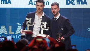 Ronaldo İtalyada yılın en iyi oyuncusu seçildi
