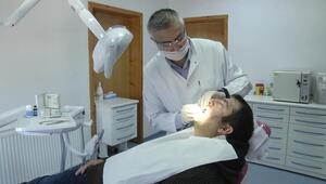 Diş tedavisi hız kazandı